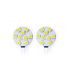 Ampoules LED G4 latérale 2W 100 Lumens