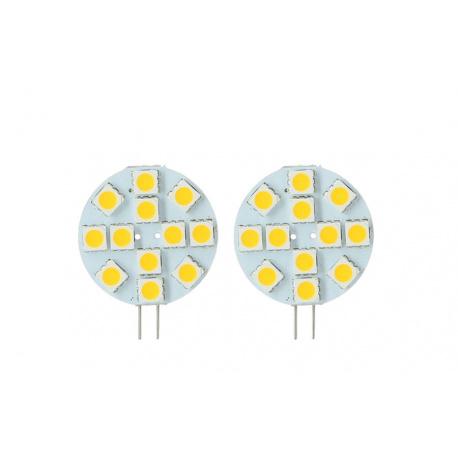 Ampoules LED G4 latérale 2.2 W 200 Lumens