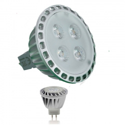 Ampoule LED GU5.3 - MR16 330 lumens STABILIGHT