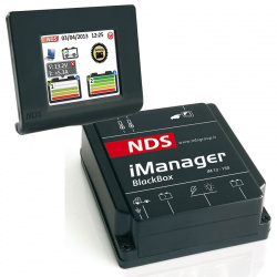 Controleur de batterie I-Manager