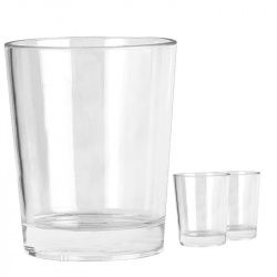 Set de 3 verres 30 cl OTCOGLASS Polycarbonate