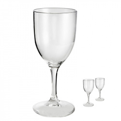 Set de 2 verres à vin 17 cl Epoch