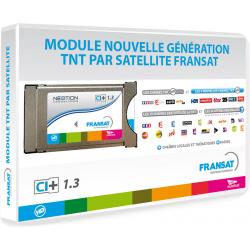 Module PCMCIA avec carte FRANSAT