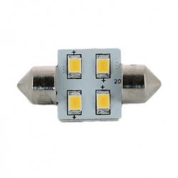 Ampoule LED navette 70 lumens Longueur 31 mm STABILIGHT