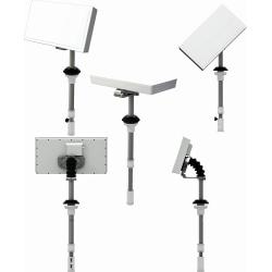 Antenne satellite manuelle plane CAMP 38 SELFSAT