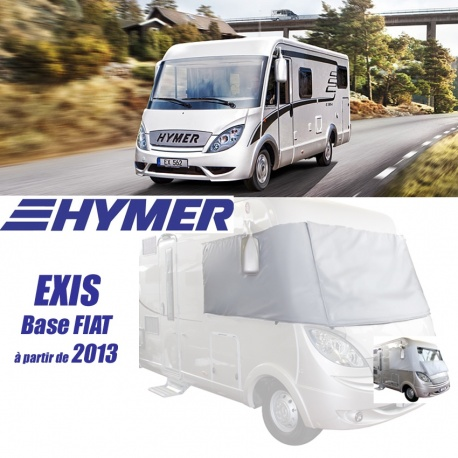 Volet LUX iintégral HYMER EXIS FIAT à partir de 2013