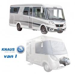 Volet LUX intégral KNAUS VAN