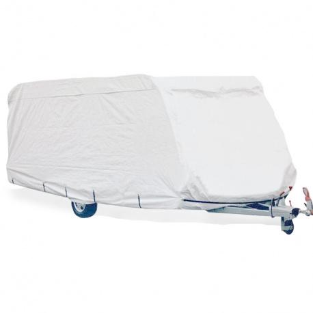 Housse de protection Tyvek série pour caravane