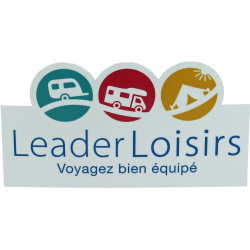 Sticker Leader Loisirs