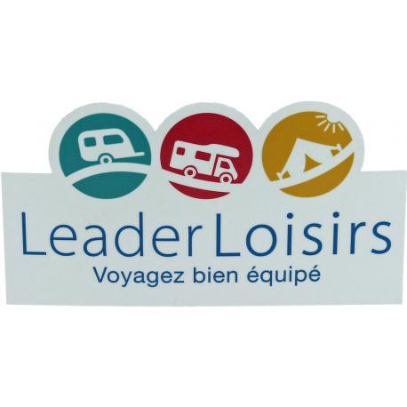 Sticker Leader Loisirs