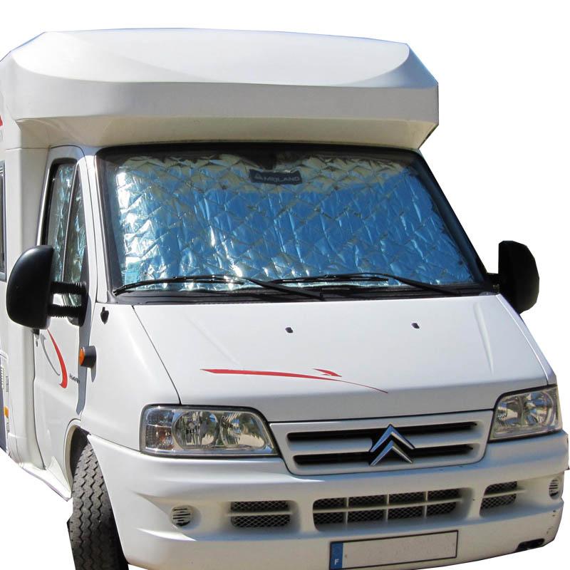 Rideau isolant camping-car pour le protéger des intempéries - Leader ... d49fa3d27f14