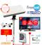 Pack antenne satellite SELFSAT avec téléviseur DIGIHOME FRANAT et pointeur TELECO DSF 90 HD