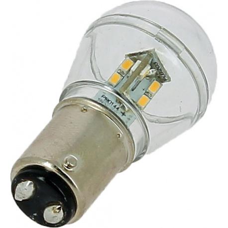 Ampoule LED Poirette BA 15D A++ 60 lumens 360° STABILIGHT