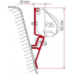 Adaptateurs de store F35 Pro pour VW T3