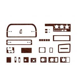 Habillage tableau de bord FIAT X230 de 1994 à 2002