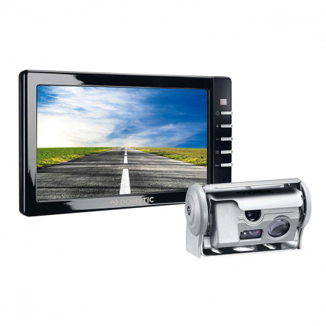 Pack camera de recul WAECO PERFECTVIEW RVS 794