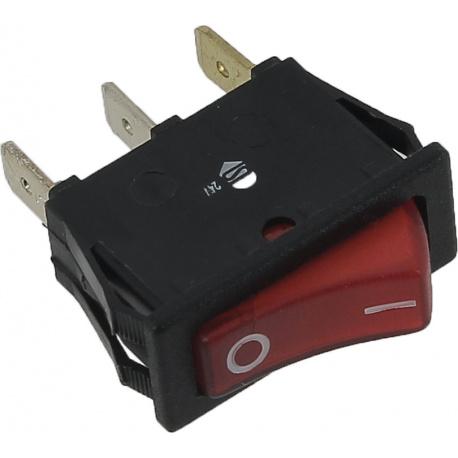 Interrupteur 12 V refrigérateur DOMETIC série 4