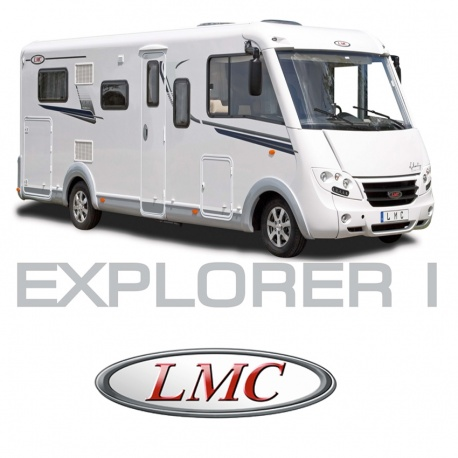 volet d'isolation extérieur pour INTEGRAUX LMC Explorer 1 - 2010