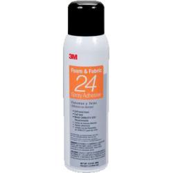 Colle en spray pour mousse et tissus 3M