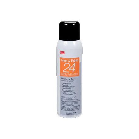 colle en spray 3m scotch weld 24 sp ciale mousse et tissus. Black Bedroom Furniture Sets. Home Design Ideas