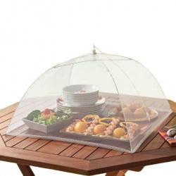 Moustiquaire de protection pour aliments