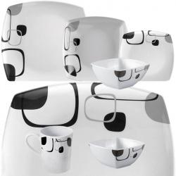 Set de vaisselle 16 pièces SPRING
