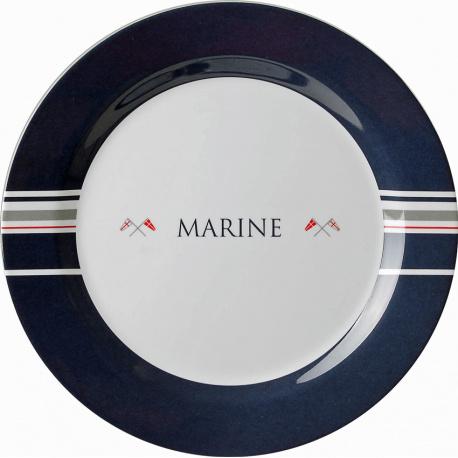 Vaisselle mélamine pour bateaux camping-car