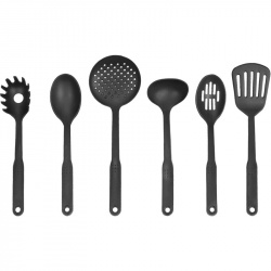 Ensemble ustensile de cuisine en nylon alimentaire COOKING SET BRUNNER