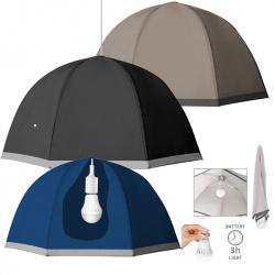 Suspension à Led SIXRAY BRUNNER pour auvent camping-ar et caravane