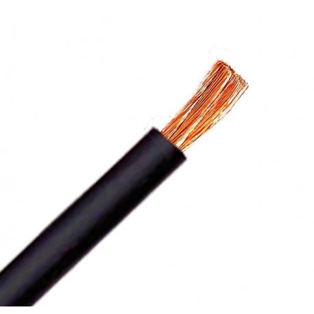 Câble électrique HO7V-K 1 x 6 mm² au mètre