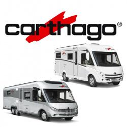Volet pour camping-car intégral CARTHAGO