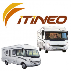 Volet camping-car intégral ITINEO
