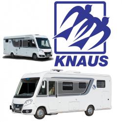 Volet camping-car intégral KNAUS Hindermann