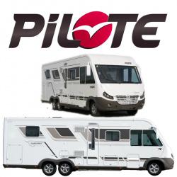 Volet camping-car intégral PILOTE Hindermann