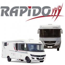 Volet camping-car intégral RAPIDO Hindermann