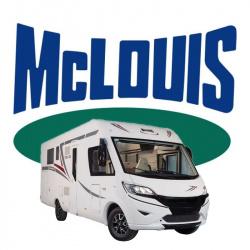 Volet camping-car intégral MC LOUIS Hindermann