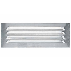GRILLE ANODISE - 310 x 110 mm