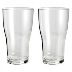 Set de deux verres à bière PINT By BRUNNER