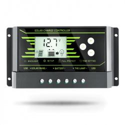 Régulateur solaire Z20 series 12/24V PWM