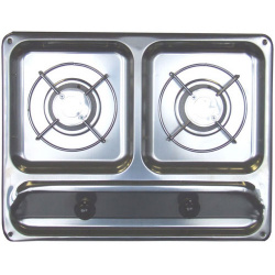 Plaque de cuisson 2 feux Suter