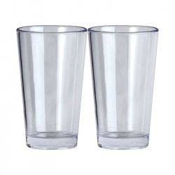 Set de verres à cocktail 40 cl Polycarbonate