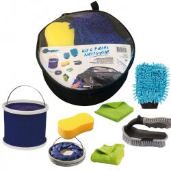 Kit de nettoyage auto et camping car