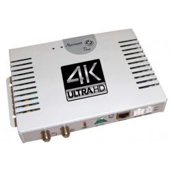 Kit mise à jour 4K HD Multisat