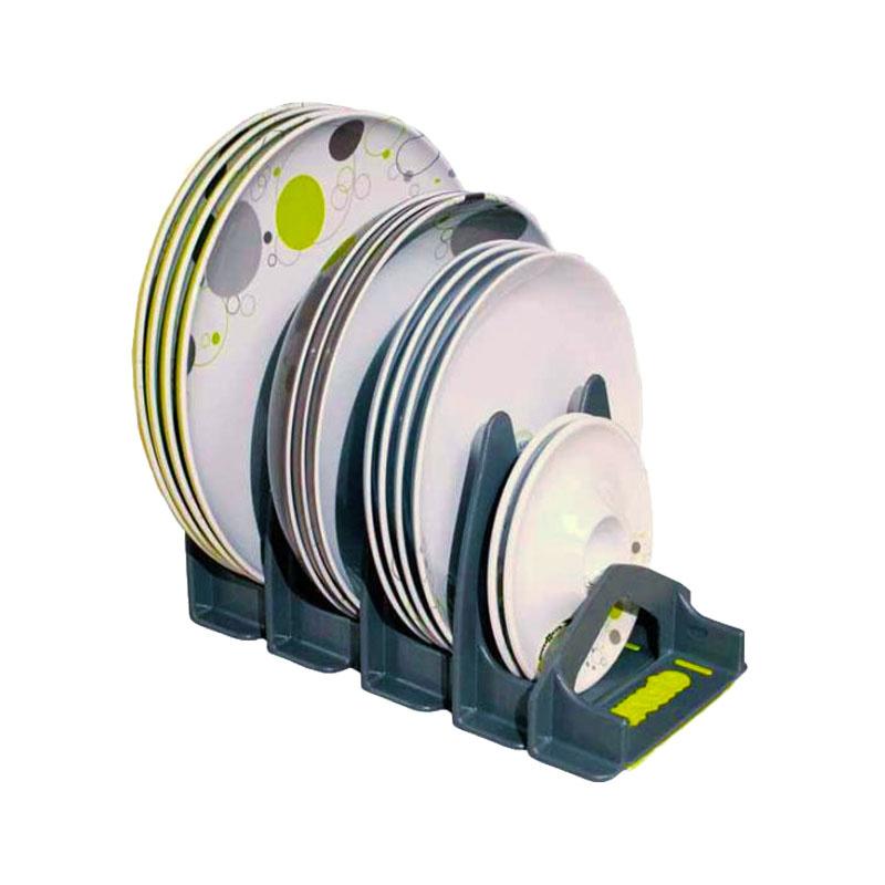 PURVARIO système de rangement assiette -range-assiettes module 5