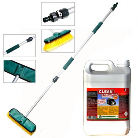 Kit lavage Clean Caravaning 5 Litre