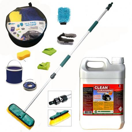 Kit lavage professionnel complet CLEAN 5 L