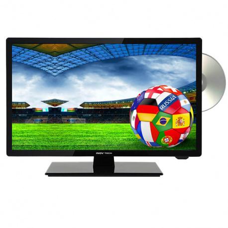 Téléviseur LED HD Ultra compact CI+ DVBT2