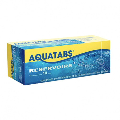AQUATABS purificateur 1000 L