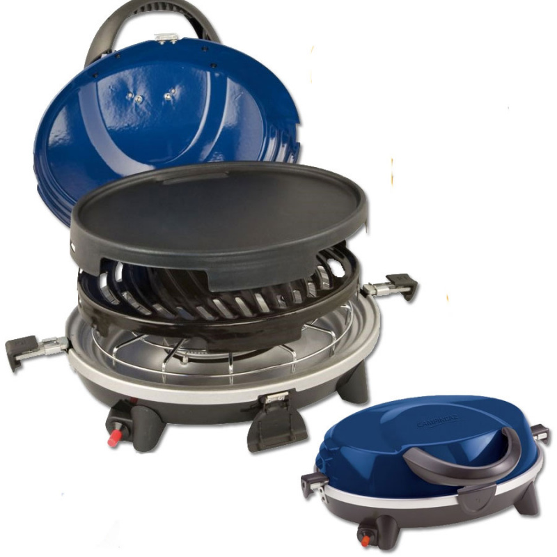 grill de table camping gaz 3 en 1  facile  u00e0 nettoyer