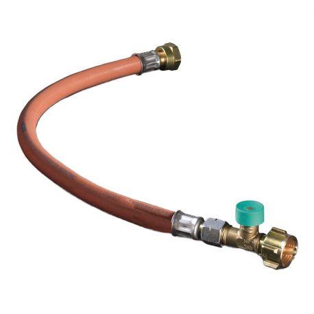 Lyre gaz de sécurité G8 TRUMA Spéciale Belgique Espagne L450 mm